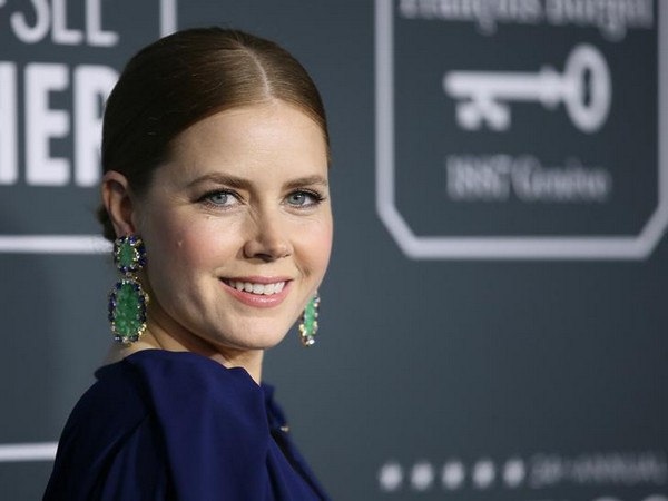 American actor Amy Adams