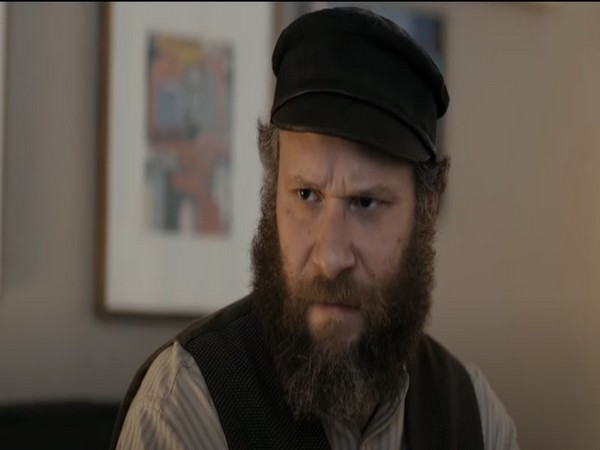 A still from the official trailer of 'An American Pickle' featuring actor Seth Rogen (Image source: YouTube)