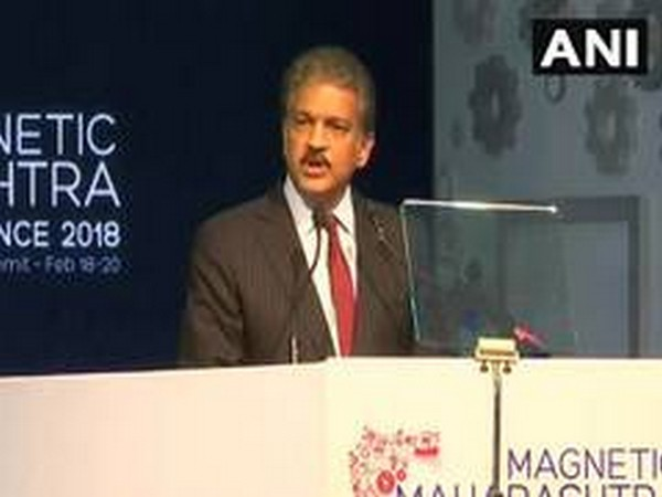 Executive Chairman, Mahindra Group, Anand Mahindra (File Photo)
