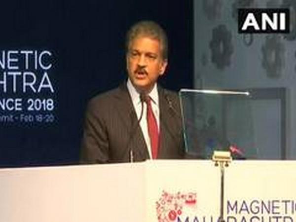 Mahindra Group Executive Chairman Anand Mahindra (File Photo)