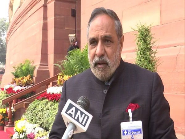 Congress Party Leader Anand Sharma (Photo/ANI)