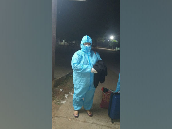 The woman arrived in Delhi from the UK on 21 December, she was kept in an isolation centre after collecting her samples.