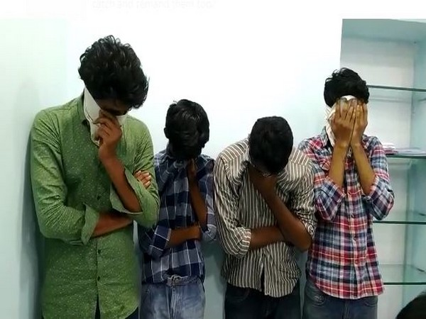 Four arrested with 2.2 kg cannabis in Andhra Pradesh