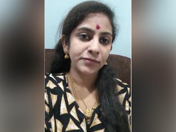 Andhra Pradesh BJP leader Sadineni Yamini