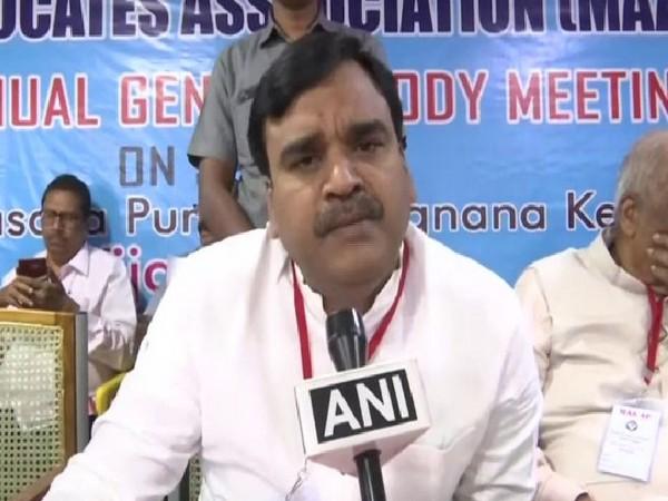 Andhra Pradesh Deputy Chief Minister Amjad Basha (File photo)