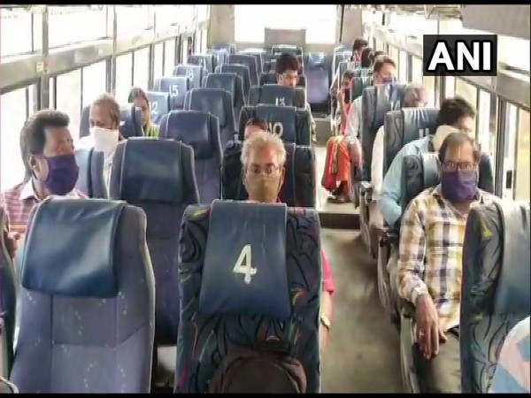 Bus services resume in Andhra Pradesh