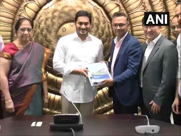 Andhra Pradesh: Boston Consultancy Group submits its report on state capital and development, to Chief Minister.