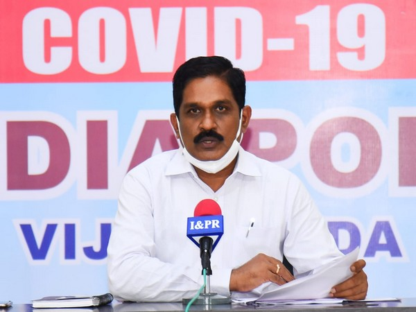 COVID-19 Task Force Committee chairman MT Krishna Babu (Photo/ANI)