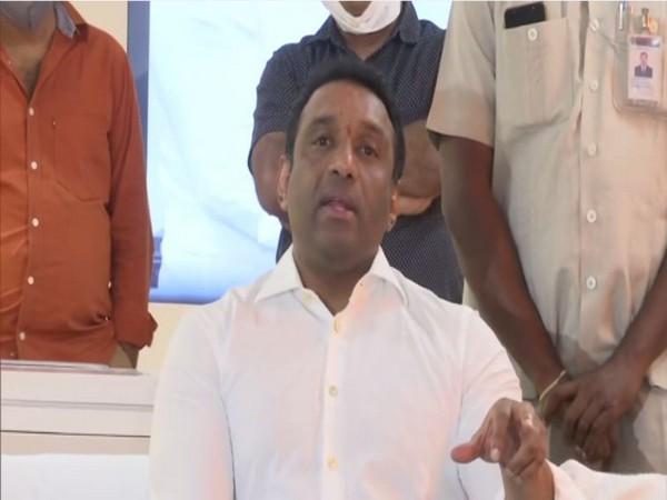 Andhra Pradesh IT minster Mekapati Goutham Reddy. (File Photo)