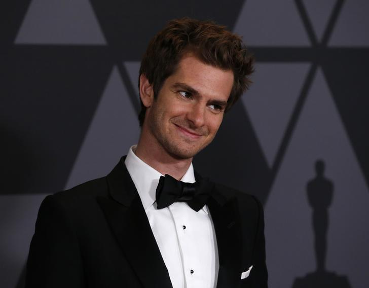 Andrew Garfield and 9th Governors Awards