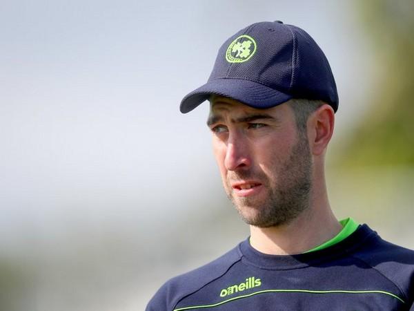 Ireland skipper Andy Balbirnie (Photo/Cricket Ireland Twitter)