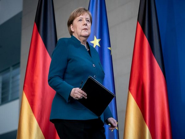 German Chancellor Angela Merkel (File Photo)