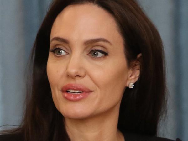 Angelina Jolie (File Photo)