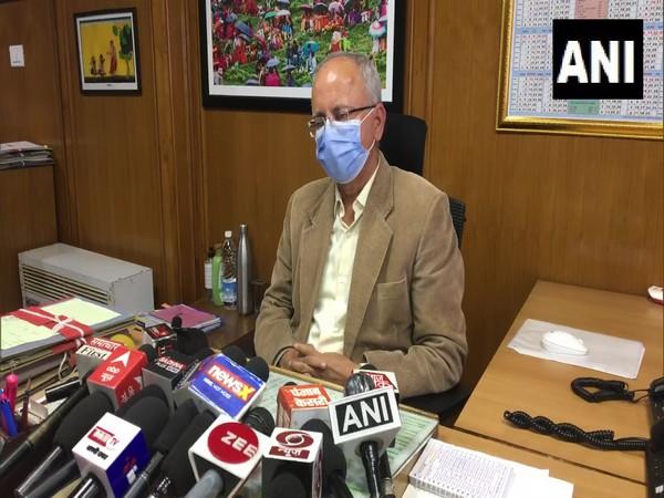 Anil Khachi, Chief Secretary, Himachal Pradesh