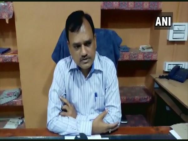 Anil Kayal, SP, Chittorgarh