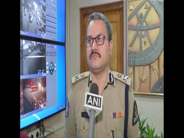 Anil Kumar, Additional Commissioner, Hyderabad Traffic Police