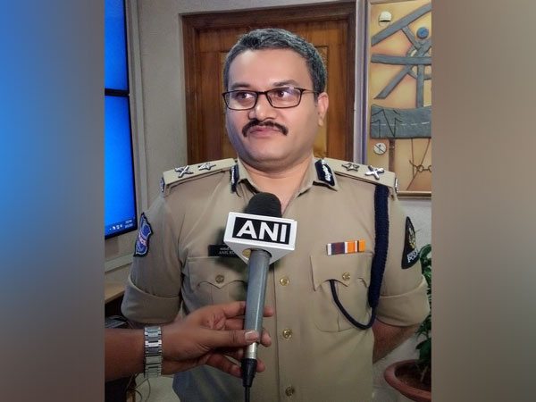 Anil Kumar, Additional Commissioner, Hyderabad Traffic Police