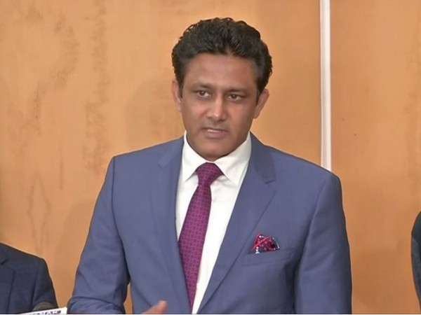 Spinner Anil Kumble (file image)