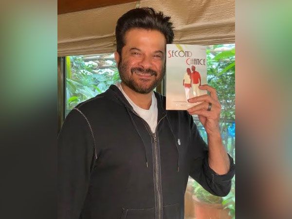 Anil Kapoor virtually launched the novel 'Second Chance' by Dr Kavita Bhatnagar