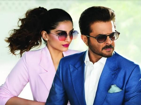 Anil and Sonam Kapoor 1st Look