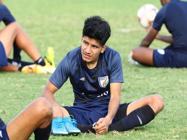 Anirudh Thapa (Photo/ AIFF Media)