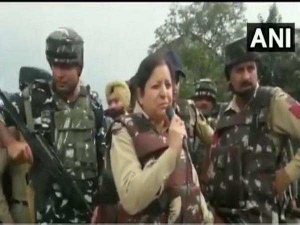 SSP Ramban Anita Sharma