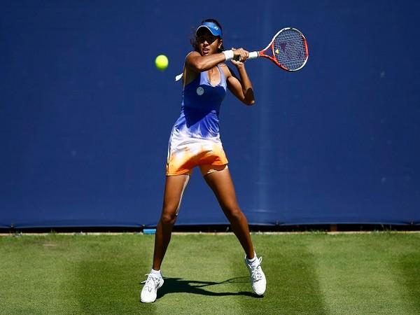 India tennis player Ankita Raina (file image)