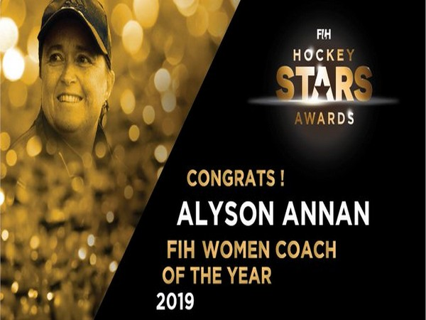 Last year was challenging for team, says Alyson Annan after winning FIH Women Coach of the Year 2019 award