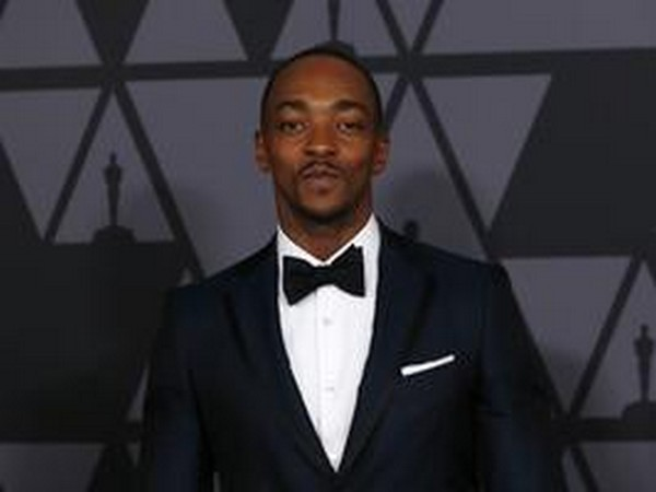 Actor Anthony Mackie