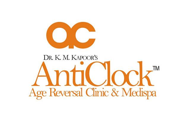 AntiClock logo