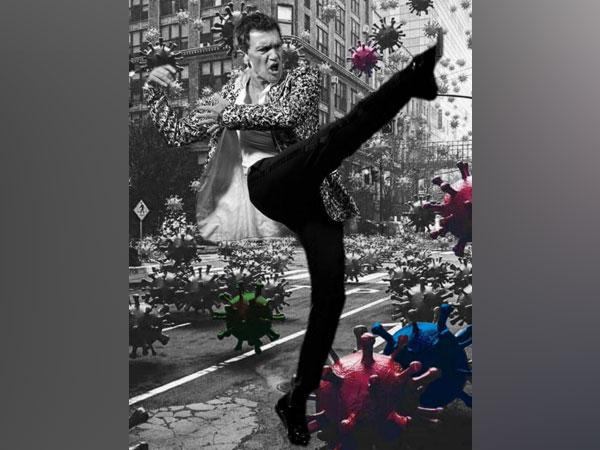 Actor Antonio Banderas (Image source: Twitter)