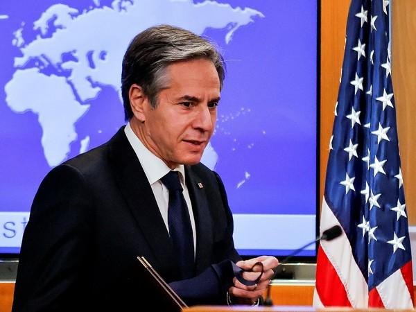 US Secretary of State Antony Blinken (Photo Credit - Reuters)