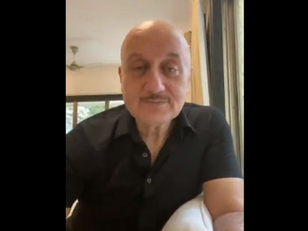 Actor Anupam Kher (Image Source: Twitter)
