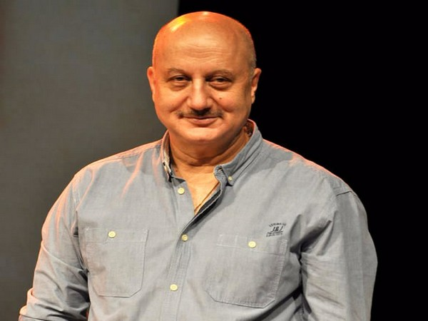 Veteran actor Anupam Kher