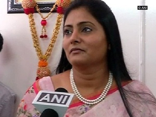 Apna Dal (S) convener Anupriya Patel (ANI)