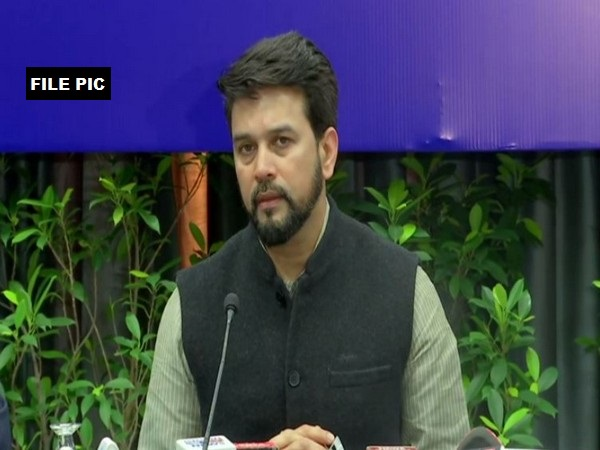 Union Minister and BJP leader Anurag Thakur (File photo)