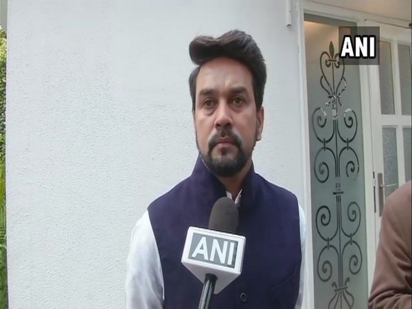 Anurag Thakur, head of parliamentary committee on Information Technology (Photo/File)