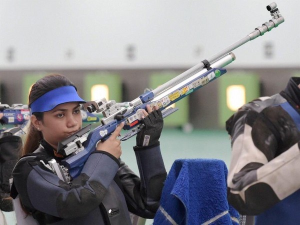 India rifle shooter Apurvi Chandela