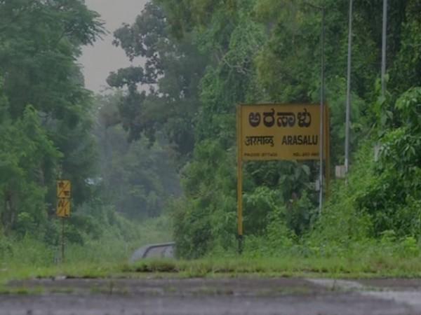 Arisamala railway station will soon be renamed as 'Malgudi railway station'. Photo/ANI
