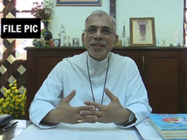 Goa Archbishop Filipe Neri Ferrao (File photo)
