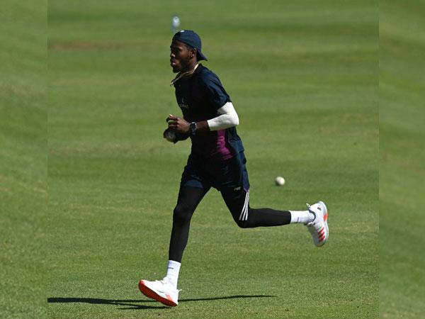 Pacer Jofra Archer (Photo/ England Cricket Twitter)
