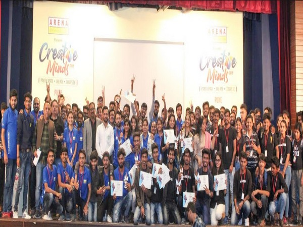Students awarded for their creativity at Arena Animation Creative Minds 2019-2020