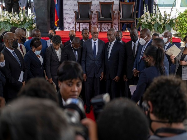 New PM of Haiti, Ariel Henry (Photo Credit - Reuters)