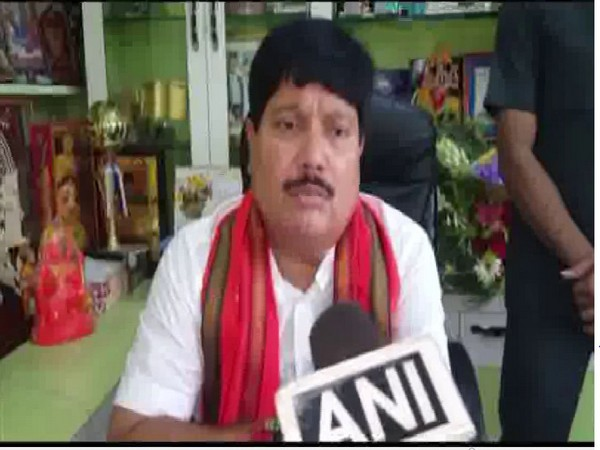 BJP MP from Barrackpore Arjun SIngh speaking to ANI on Sunday.