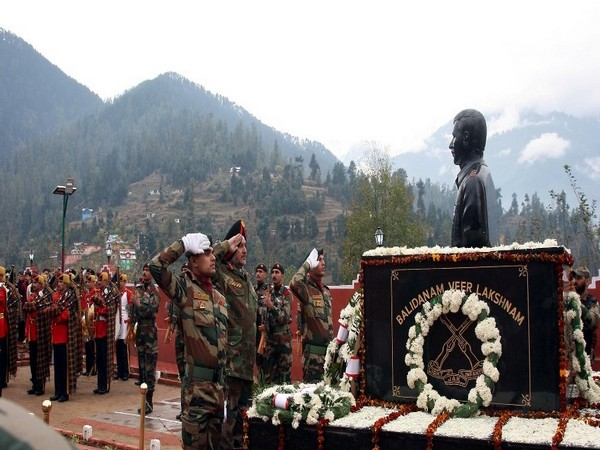 Northern Army Commander Lt Gen Ranbir Singh dedicated the Army Goodwill Park to late Naib Subedar Chuni Lal.