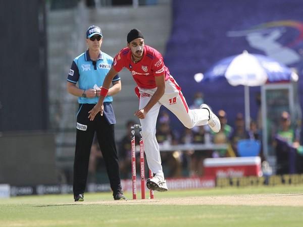 Kings XI Punjab pacer Arshdeep Singh (Photo: BCCI/ IPL)