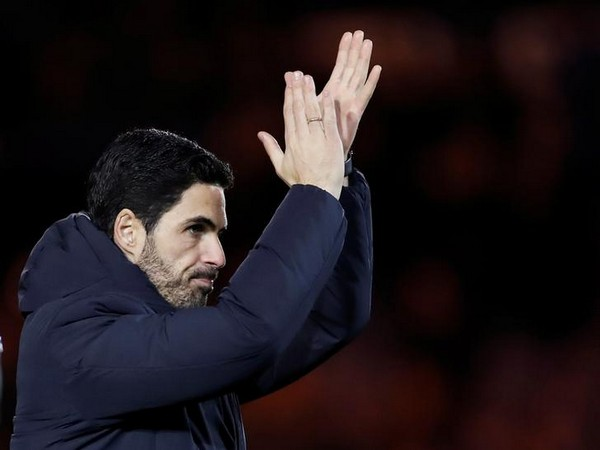Arsnenal manager Mikel Arteta (file image)