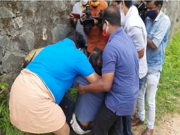 Gunman posted at the UAE Consulate in Thiruvananthapuram attempted to commit suicide.