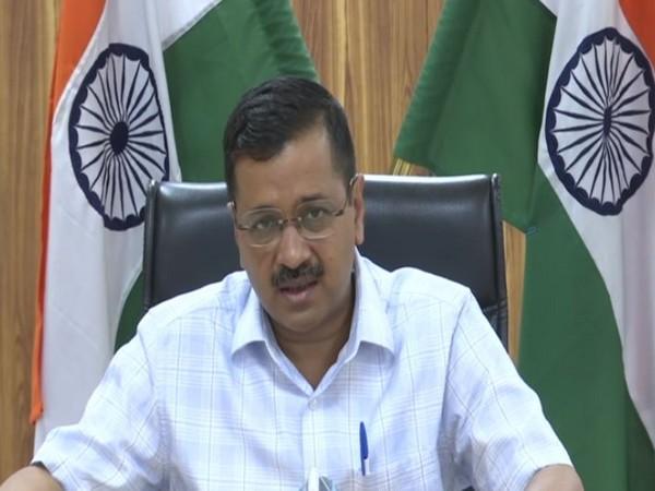 Delhi Chief Minister, Arvind Kejriwal (File)