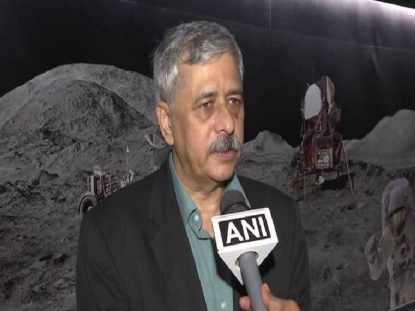 Arvind Pranajape, director Nehru Planetarium while talking to ANI on Chandrayaan- 2